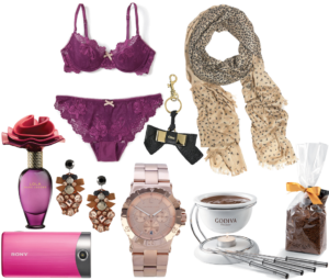 Presents for woman