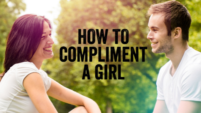 compliment a girl