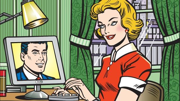 Frau auf dating seite anschreiben