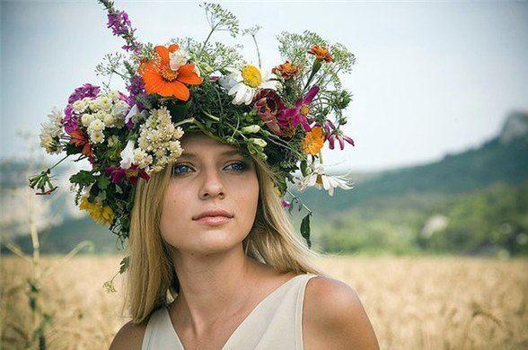 ukrainische frau spricht ukrainisch