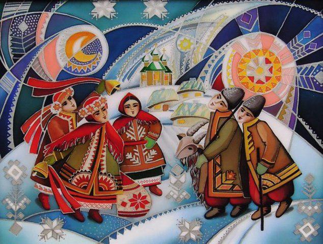 weihnachtstraditionen in der ukraine