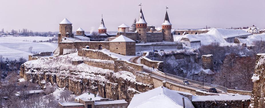 hiver a Ukraine