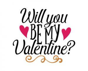 my valentine is nice
