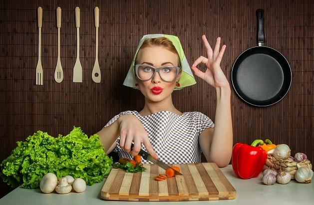 ukrainische frauen kochen gut