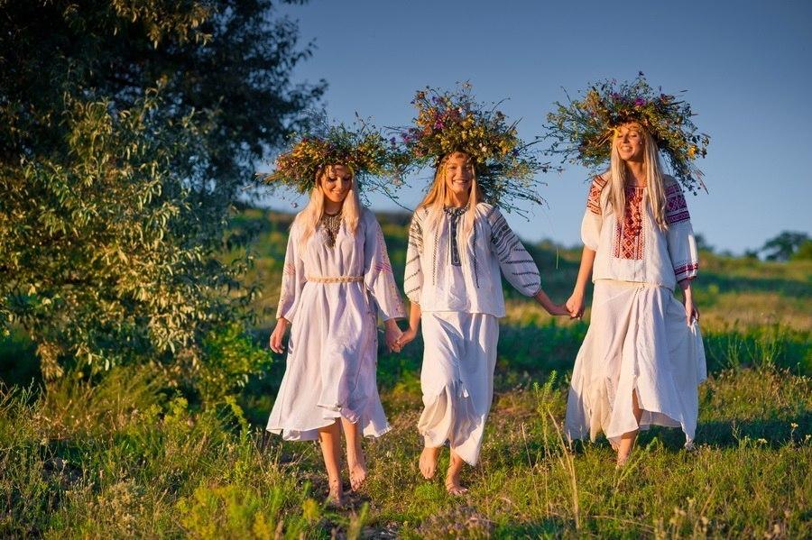 three ukrainian