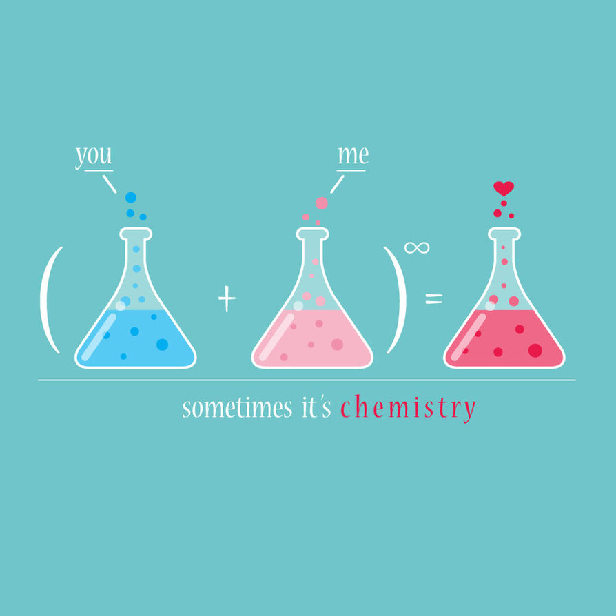 chemistry can happen