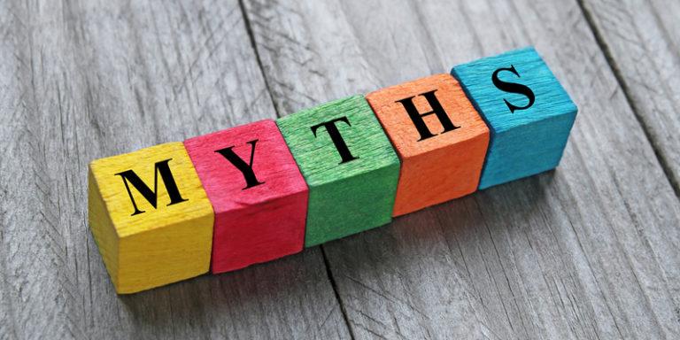 myths about sex