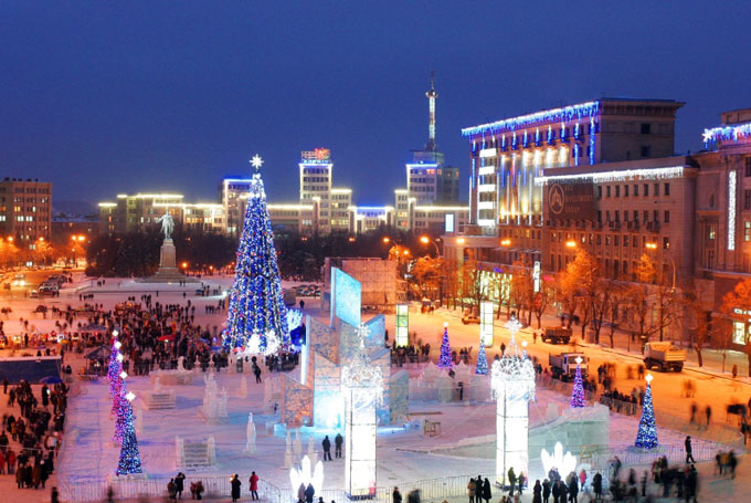 kharkiv winter