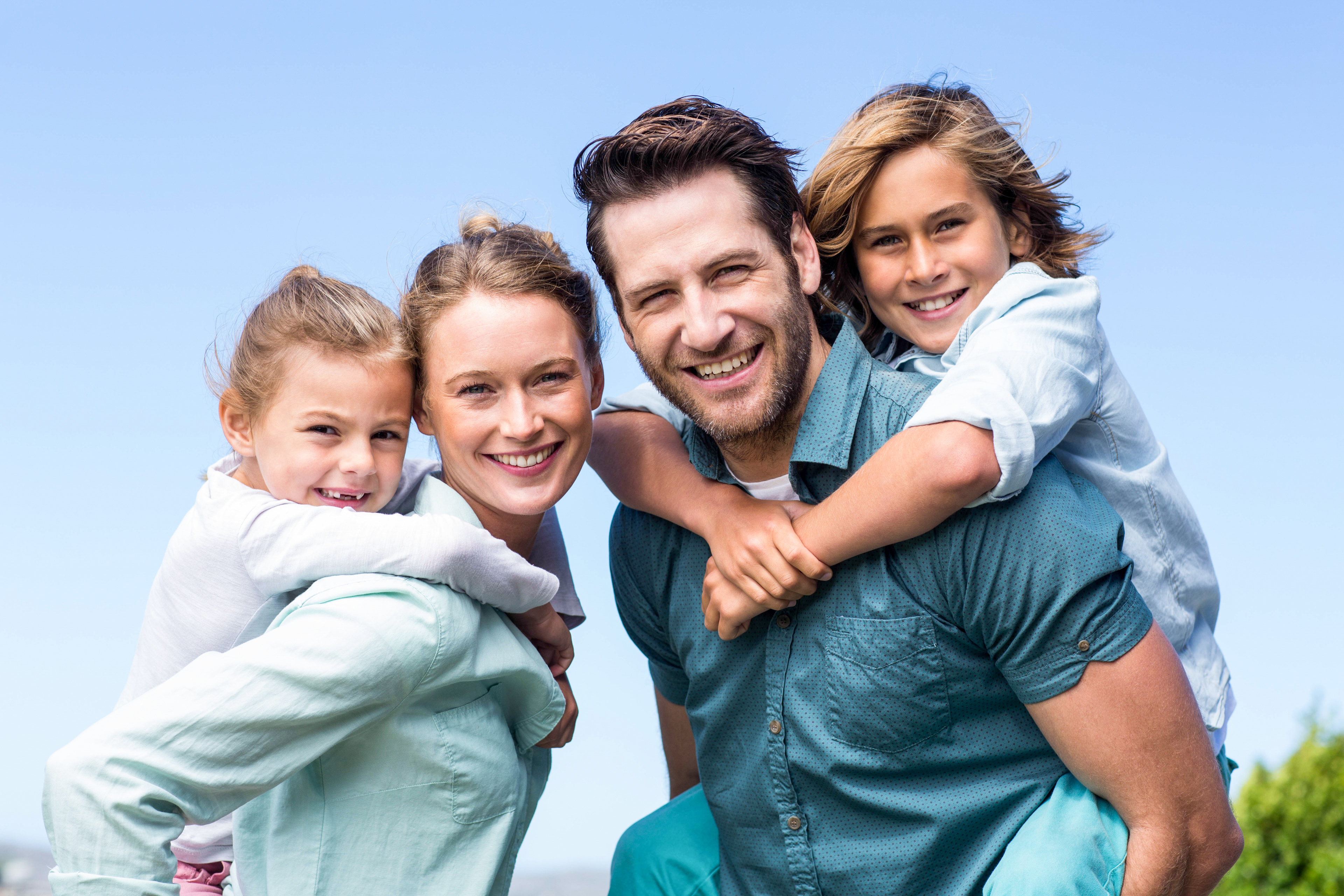 créer la famille