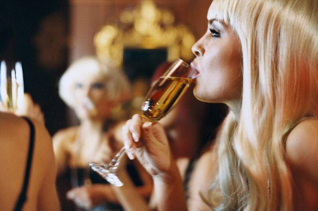 L'attitude des femmes ukrainiennes à l'égard de l'alcool