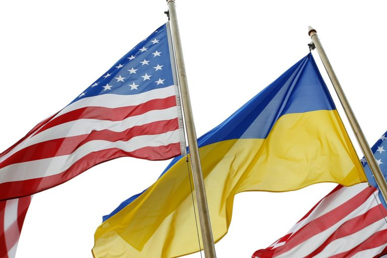 ukraine and usa