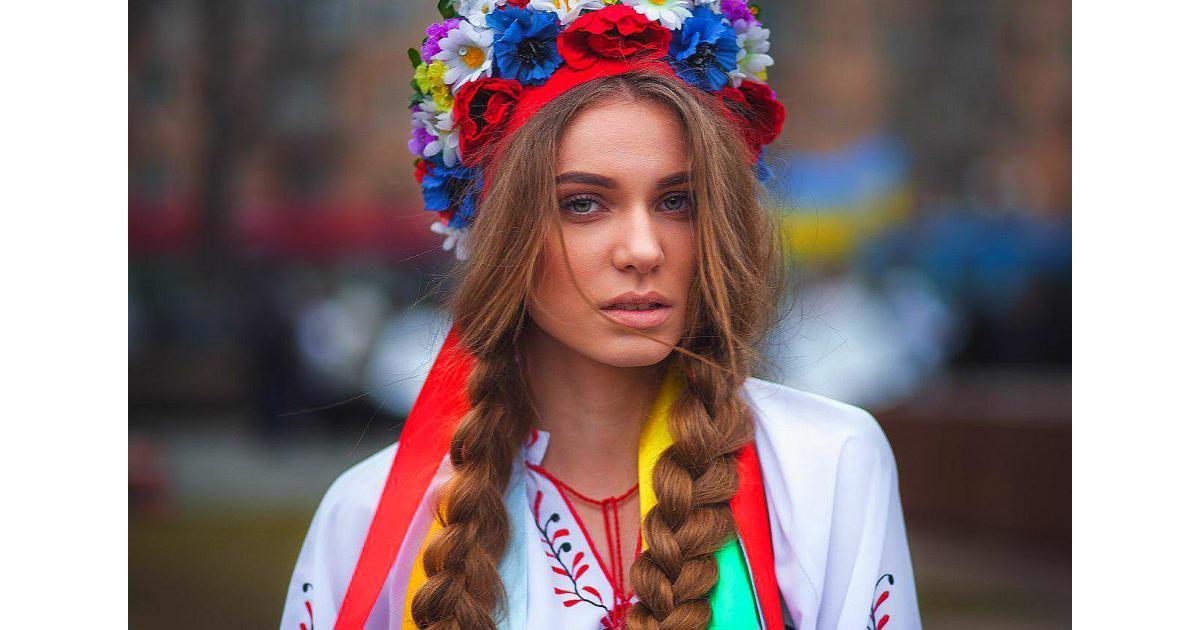 Ukrainian lady pretty Beautiful Ukrainian
