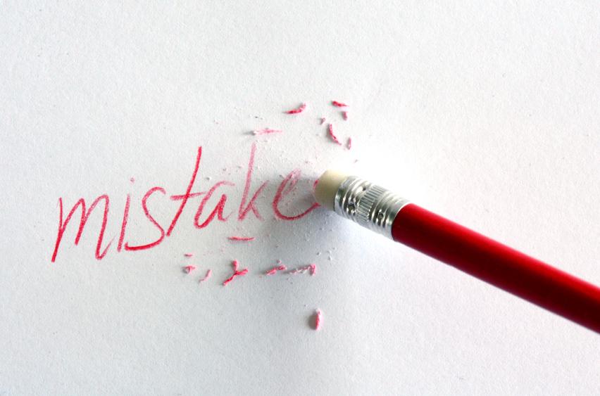 Fixing-Mistakes